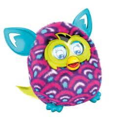 Furby boom purple waves