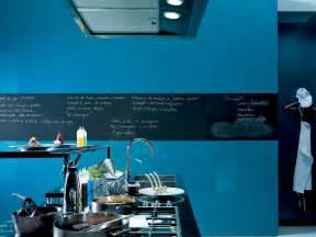idees de deco des cuisines colorees bricobistro