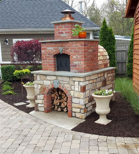 Wood Burning Outdoor Oven Plans
