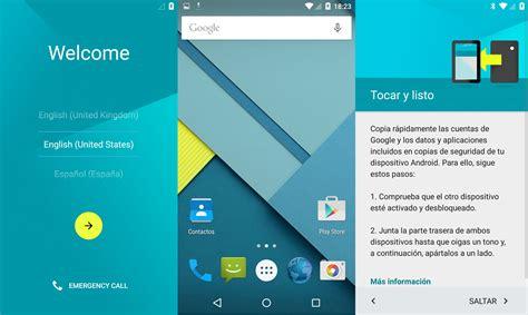 what is android 5 0 sdk de android 5 0 repaso de todas las nuevas funciones