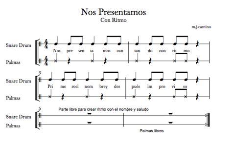 imagenes ritmos musicales ritmo para presentarnos en clase clase de m 250 sica 2 0