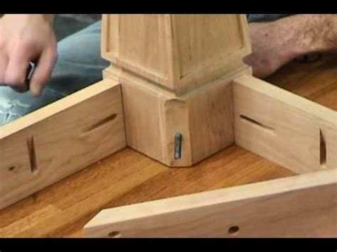 Build Your Own Bench Kit How To Build A Coffee Table Mission Style With A Table