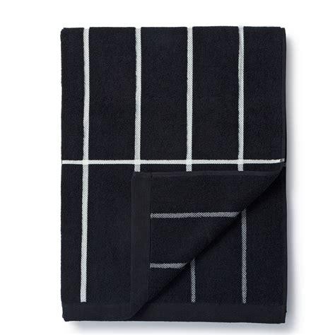 black bathroom towels marimekko tiiliskivi black bath towel marimekko tiiliskivi towels