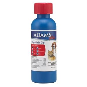 adams plus flea and tick dip | powell feed & milling co
