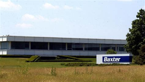 Baxter International Mba Track by Baxter Will Colorado Manufacturing Facility Within A