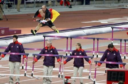 londres 2012: alemão ganha ouro no arremesso de disco e