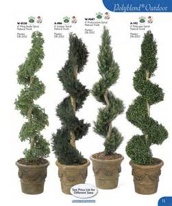 artificial trees artificial plants topiaries outdoor