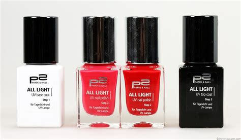 Uv Nagellack by Review P2 All Light Uv Nail Uv Nagellack Innenaussen