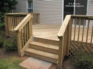 Deck stairs for pinterest
