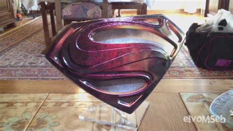 of steel collector s edition 3d review superman henry cavill kevin costner