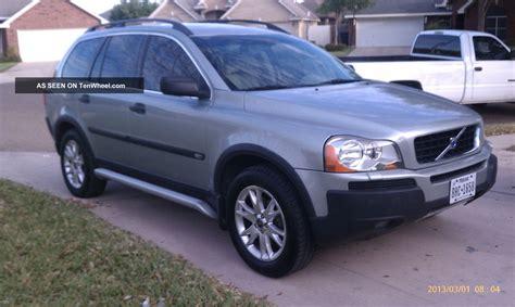 2004 volvo xc90 t6 wagon 4 door 2 9l
