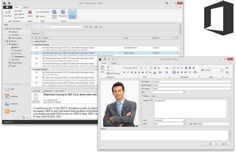 Office 2013 Themes by New Winforms Office Inspired Themes Thinking Out Loud