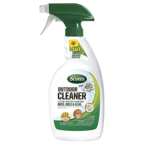 shop scotts  fl oz deck cleaner  lowescom