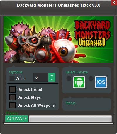 backyard monsters hack tool descargar juego de trucos backyard monsters trucos hack tool