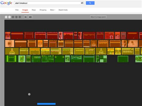 google images atari breakout google commemorates the 37th anniversary of atari s