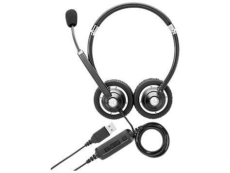 Headset United hp uc wired headset k7v17aa hp 174 united states