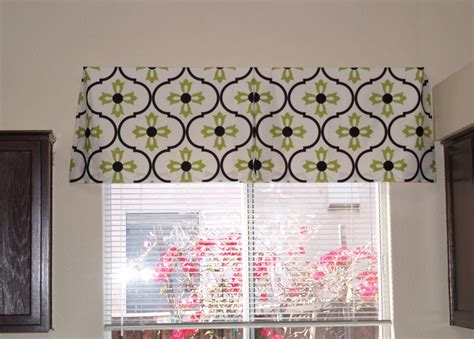 How To Make A Modern Valance window valances with brown wall design and grey ceramic floor for modern middle room ideas