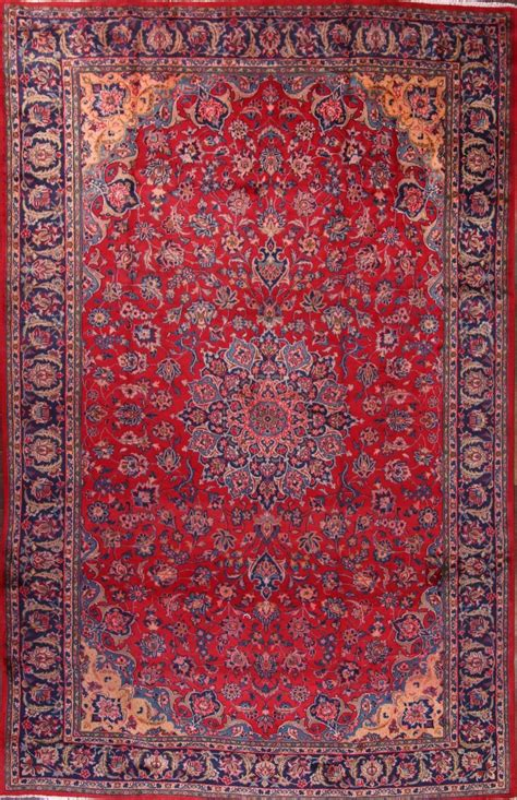 Area Rug Sale Clearance Clearance Sale Floral 8x12 Isfahan Area Rug 12 5 Quot X 7 10 Quot Ebay
