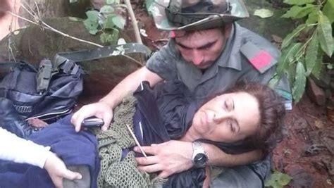 imagenes medicas impactantes las impactantes fotos del rescate de la m 233 dica perdida en