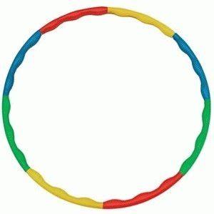 Hula Hoop Warna Warni Diskon jual hula hup mainan anak di lingkaran pinggang warna