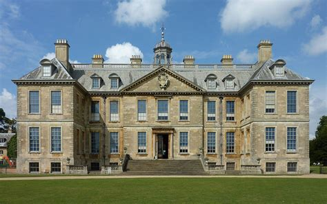 Stately Home Interior by Belton House Wikipedia