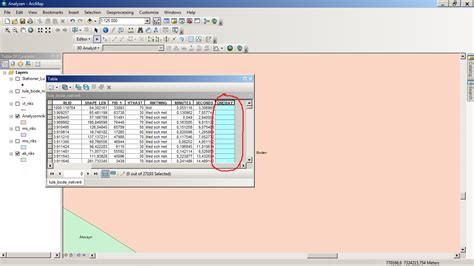Table Attributes Add Value To Entire Column In Attributes Gisxchanger