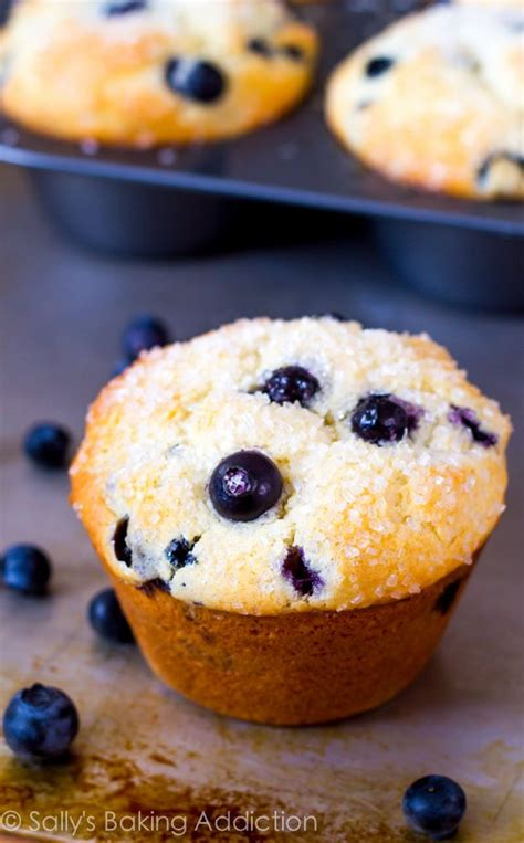 Pluffy Blueberry what makes muffins fluffy