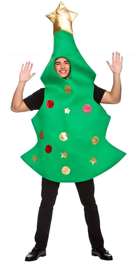 christmas tree adults costume mens christmas costumes