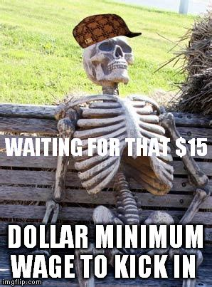 Meme Generator Skeleton - waiting skeleton meme imgflip