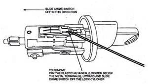 ford lincoln mercury stubborn key automotive service