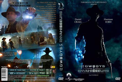 film cowboy et envahisseur jaquette dvd de cowboys envahisseurs custom cin 233 ma passion