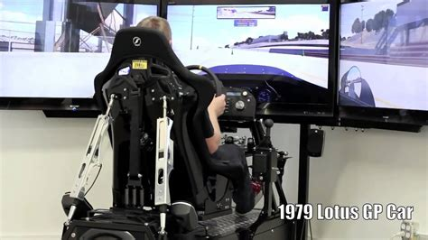 Hydraulic Gaming Chair For Sale by Iracing In The Motion Pro Ii Racing Simulator