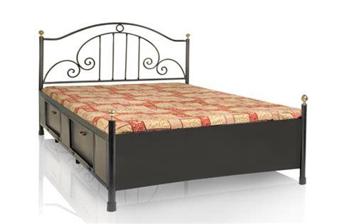 Iron Bed With Storage Iron Bed With Storage Best Storage Design 2017