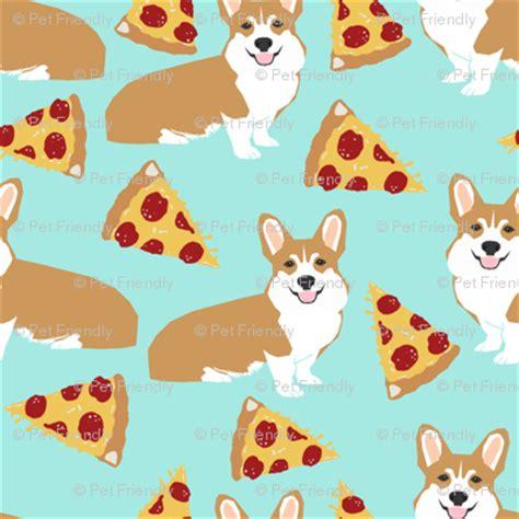 corgi pizza mint pet dogs corgis mint pizza food