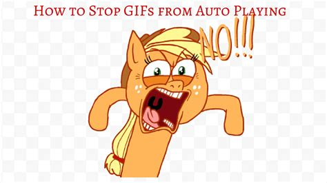 How To Stop Chrome From Searching In Address Bar Stop Gifs From Auto In Chrome And Firefox How To