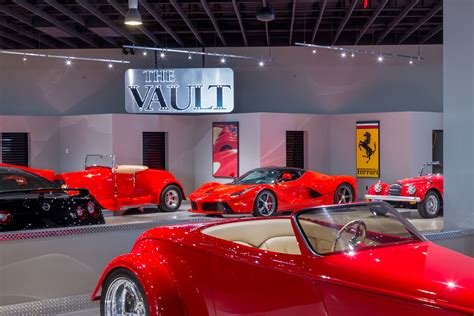 Garage Social Club by Bighorn Opens The Vault Exclusive Car Gallery And Social