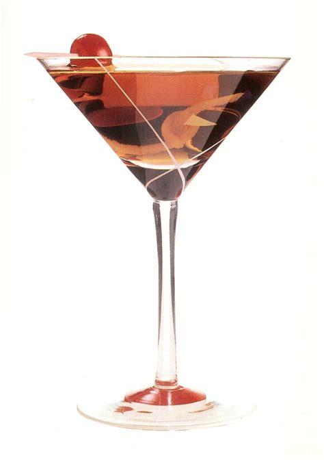 bicchieri da martini manhattan