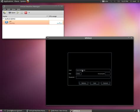 configuring a new ubuntu 11 04 kvm virtual network set up kvm qemu spice on ubuntu 11 04 via ppa serge hallyn