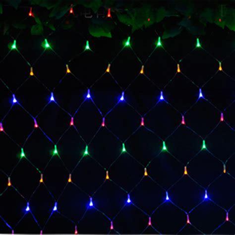 1 5 1 5m 120 Led Net Light Red De La Lara Xmas Lights Netting Lights