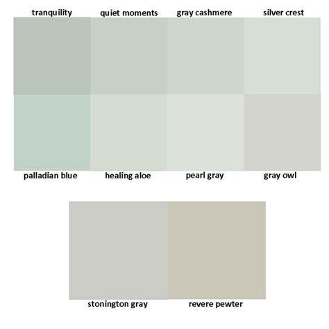 Tranquil Color Paint by 25 Best Ideas About Benjamin Moore Tranquility On