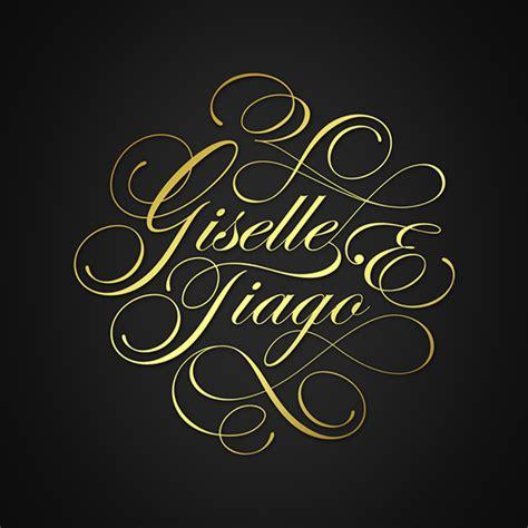 Wedding Fonts For Photoshop Cs6 by Wedding Logo On Behance