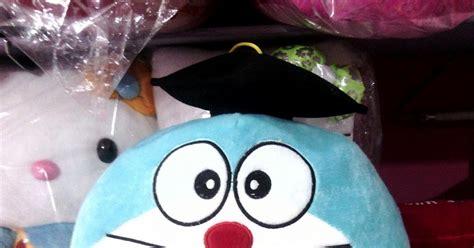 Boneka Doraemon Wisuda Toga Xl boneka doraemon toga wisuda hafiz toys