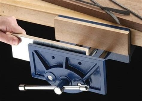 how to install a bench vise pdf la pergola de las flores wood vice installation