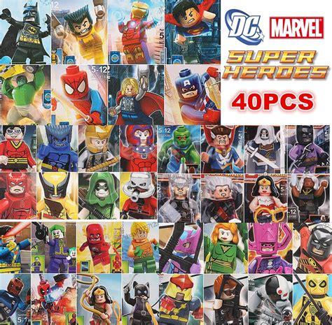 Mini Figure Karakter Dc Comics alışveriş satın d 252 ş 252 k fiyat marvel heroes
