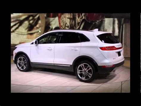 2016 2017 lincoln mkc luxury suv ~ first release