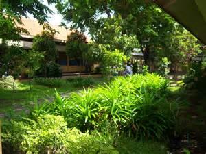 lingkungan bersih hijau asri dan rindang sma negeri 16 surabaya