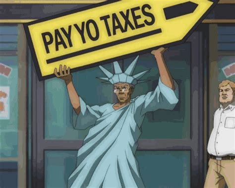 Boondocks Meme - pay yo taxes the boondocks know your meme