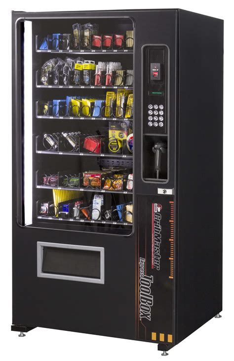 cribmaster expands their line of industrial vending