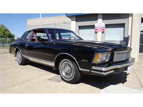1978 chevrolet monte carlo for sale on classiccars 3