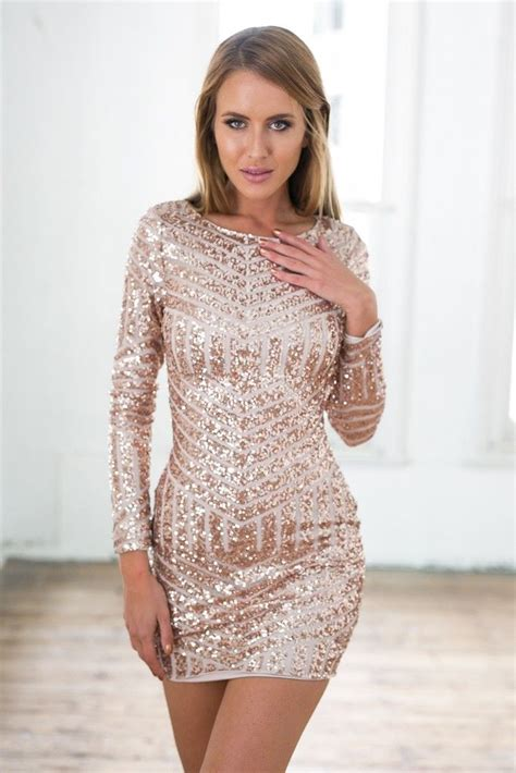 Sequin Sleeve Avail In 3 Colours Place 08 what colour shoes to wear with a gold dress style guru fashion glitz style